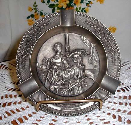 German Ashtray of Rembrandt