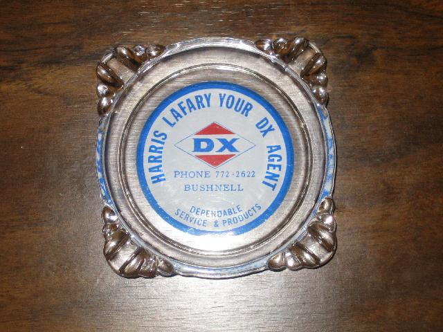 DX ash tray