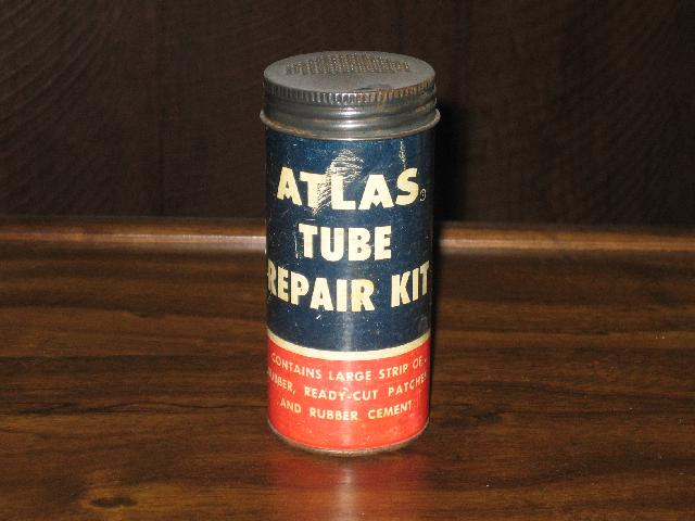 Atlas Tube Repair Kit2--VINTAGE!